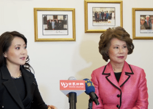 Angela Chao Interview